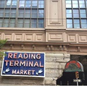 reading terminal market PA