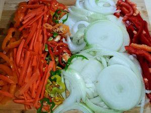 vegetables for pickling