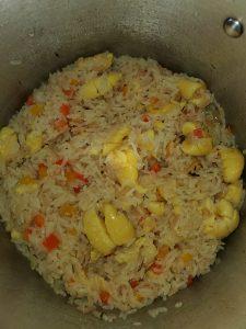 ackee rice