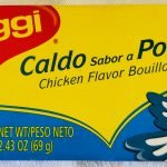Chicken flavor bouillon