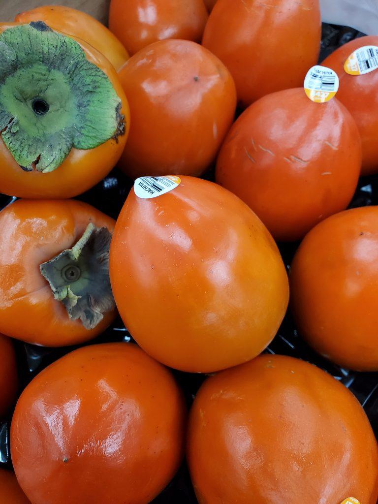 japanese persimmon