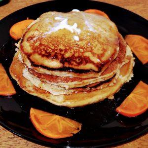 persimmon Pancake