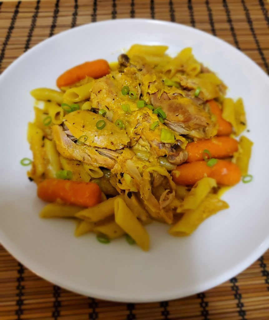 crock pot chicken dish