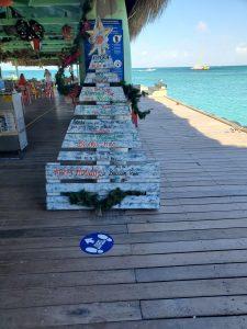 De Palm Pier RIU Aruba