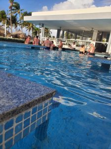 RIU Hotel pool