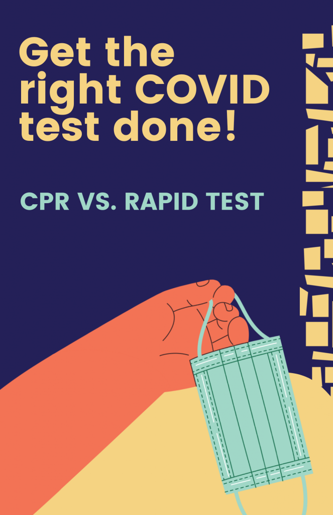 cpr covid test