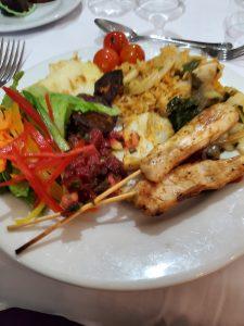 RIU HOtel Food