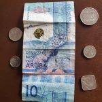 Aruba Florin dollars and cents