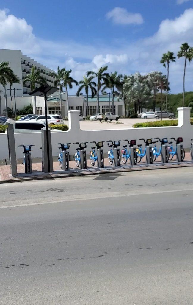 bike rental in aruba
