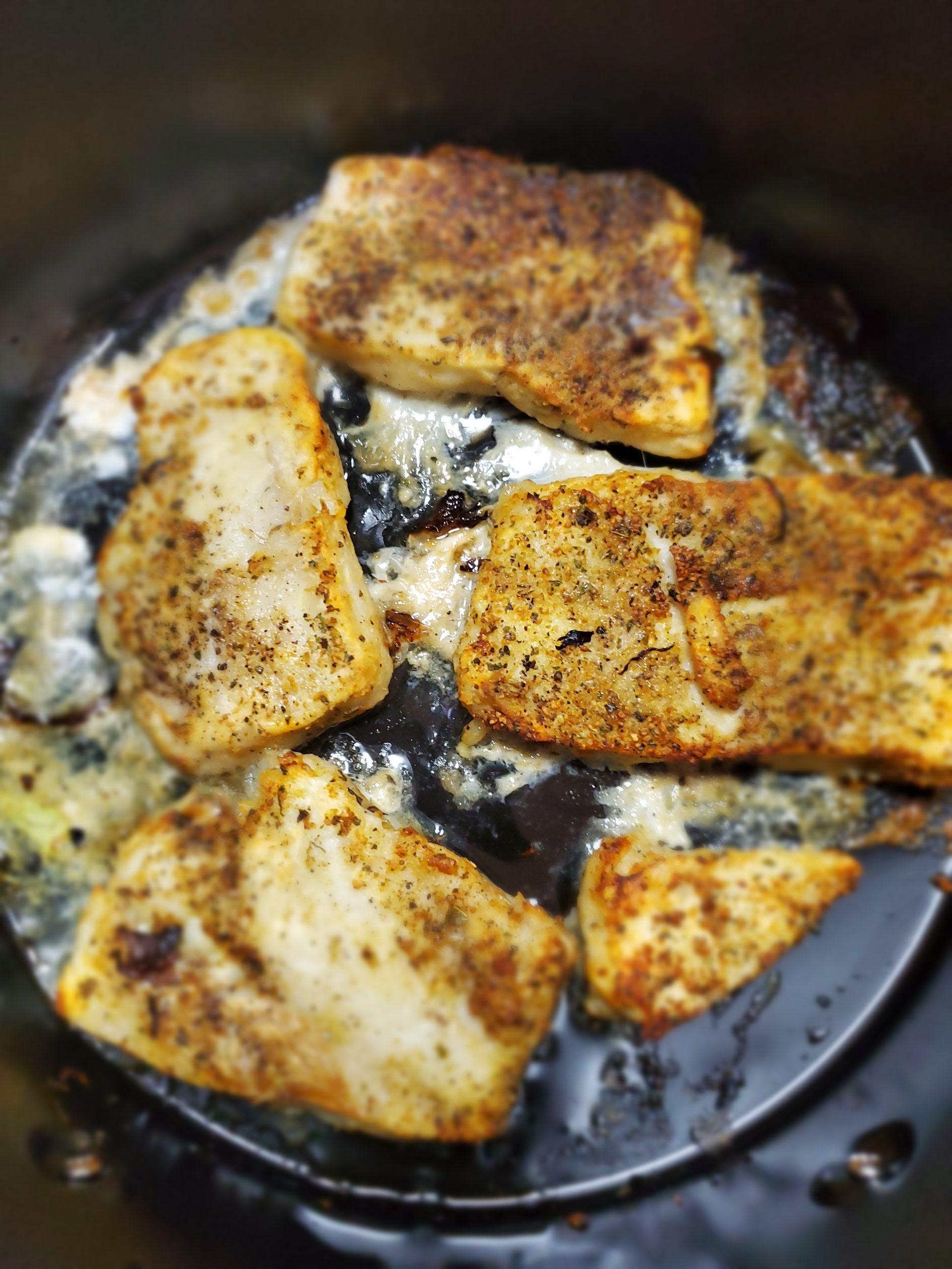 gourmia air fry pollock fish