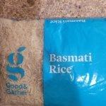 Good and Gather Basmati rice