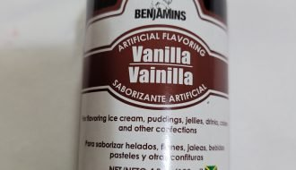 benjamin vanilla extract