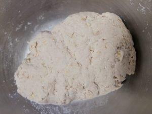 oatmeal dumplings