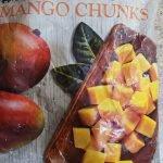 columbia organic mango chunks frozen