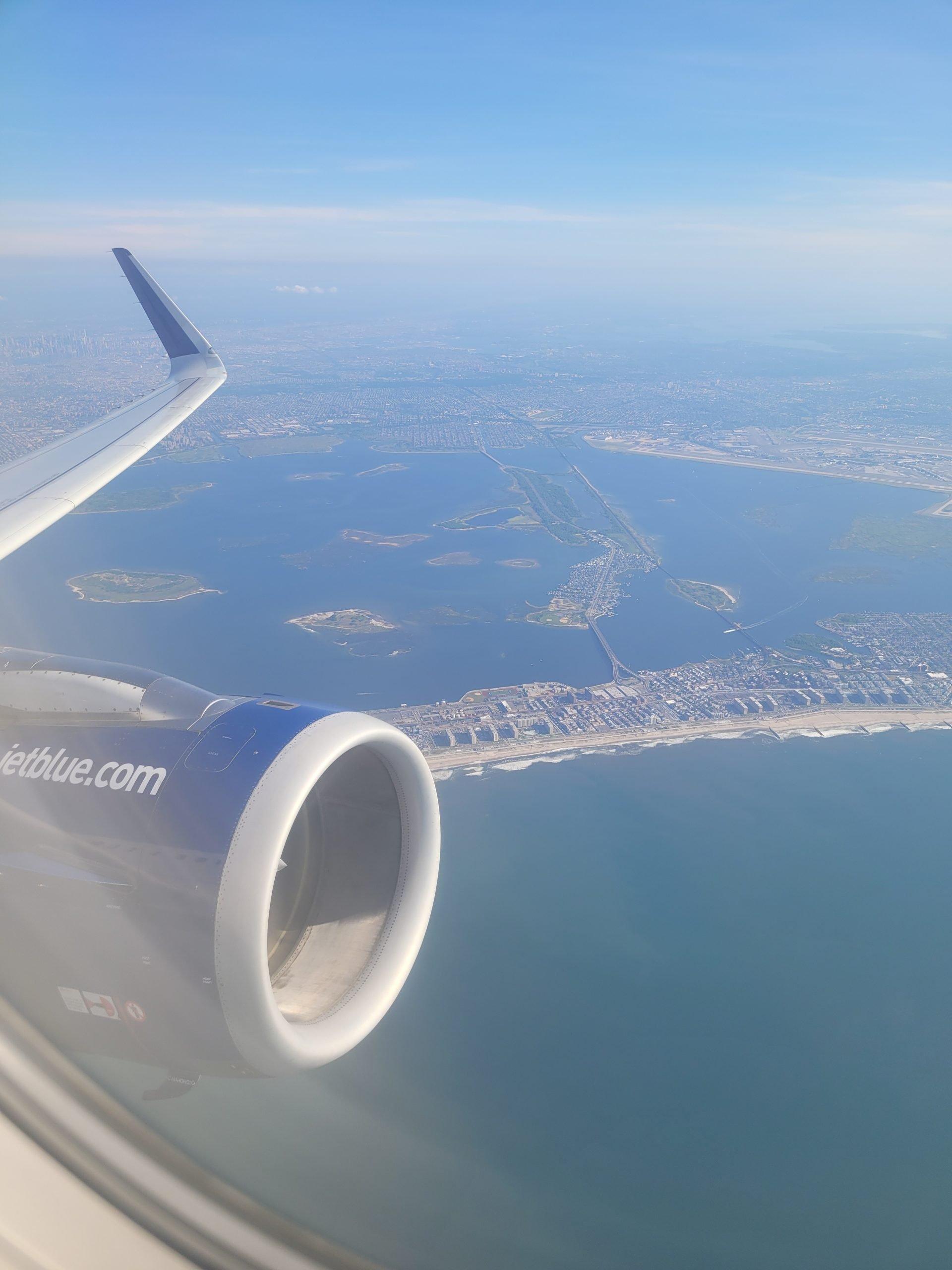 jetblue flight to the Bahamas