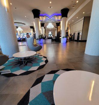 RIU Hotel Lobby