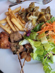 RIU Hotel resort Food