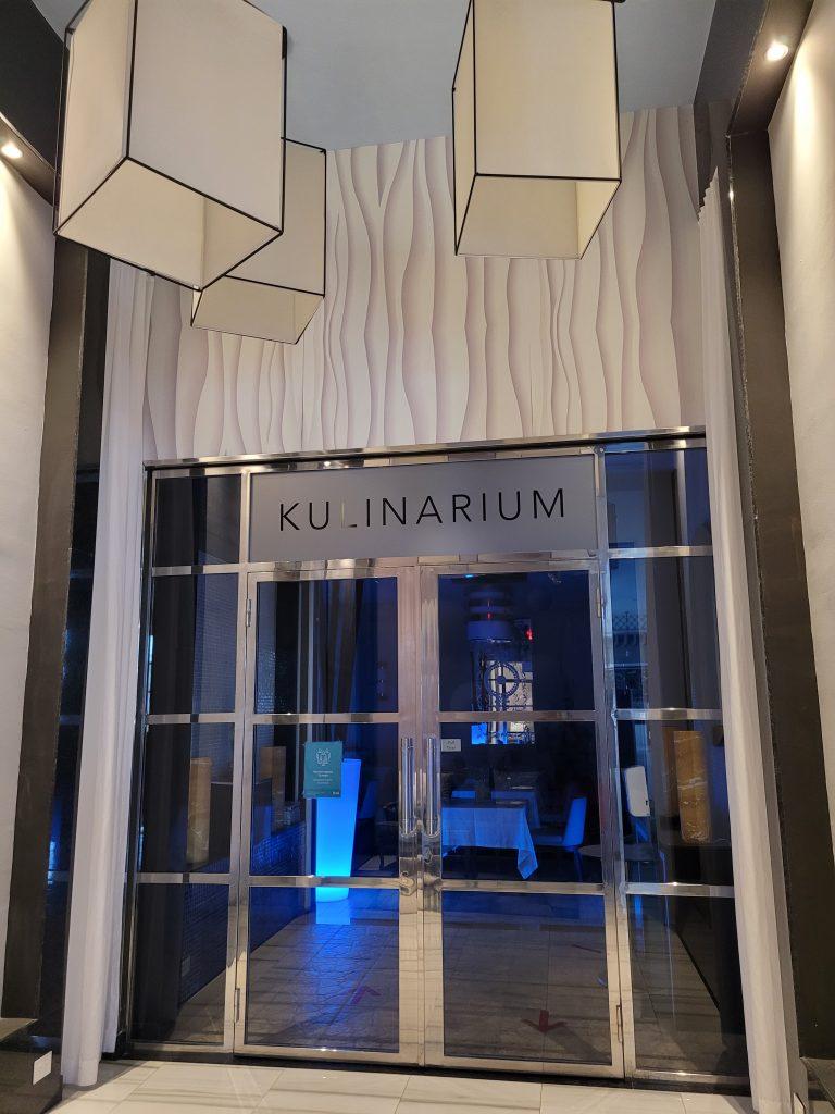 RIU Hotel Resort/hotel Kulinariun Restaurant