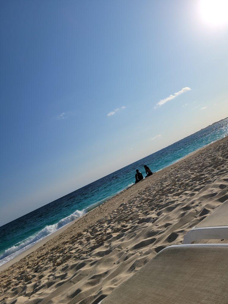 Paradise Island, Bahamas beach