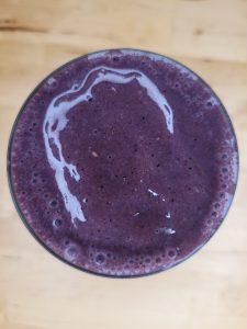 Organic super smoothie