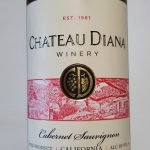 chateau Diana red wine