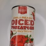 diced canned tomato
