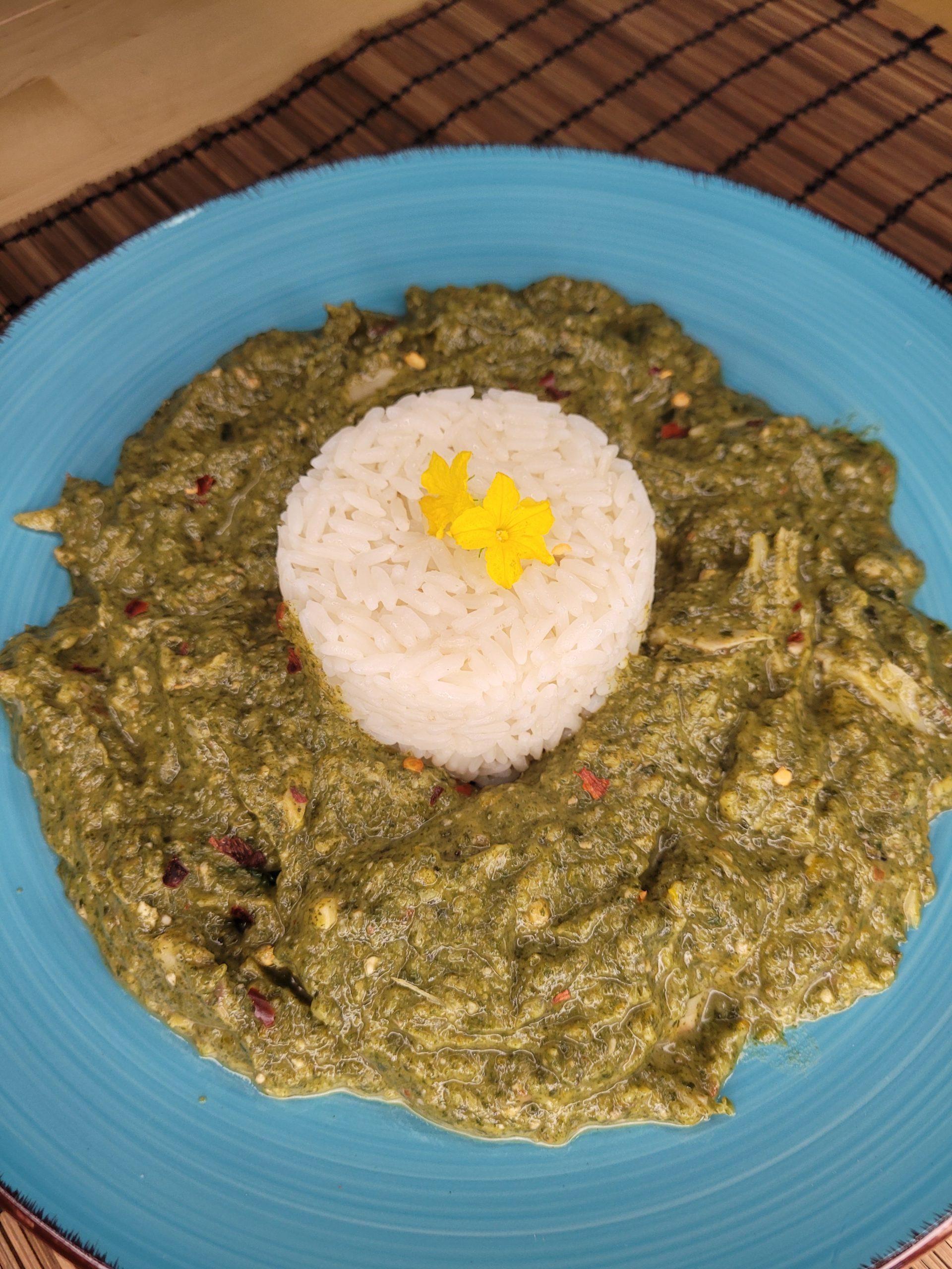 Jamaican Callaloo recipe