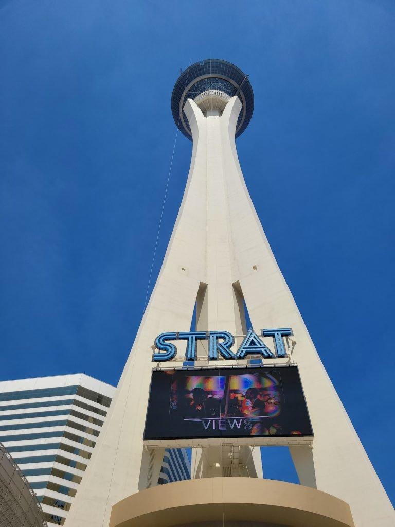 The strat hotel skypod