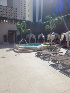 Sahara Hotel Las Vegas Azilo ultra pool