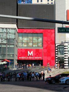 Miracle mile shops mall las vegas