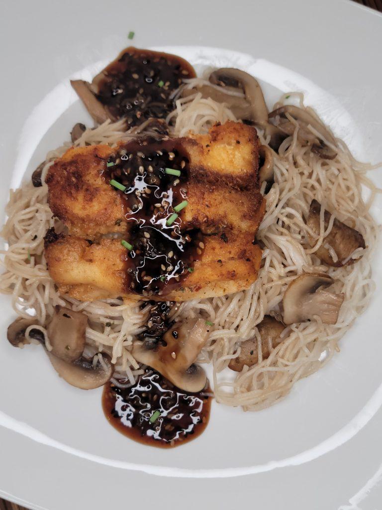 Gourmia Air fry pollock fish recipe