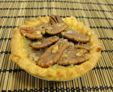 Lord's Bakery Pecan Tart
